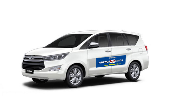 Innova hire for Outstation